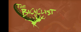 The Bicyclist Logo